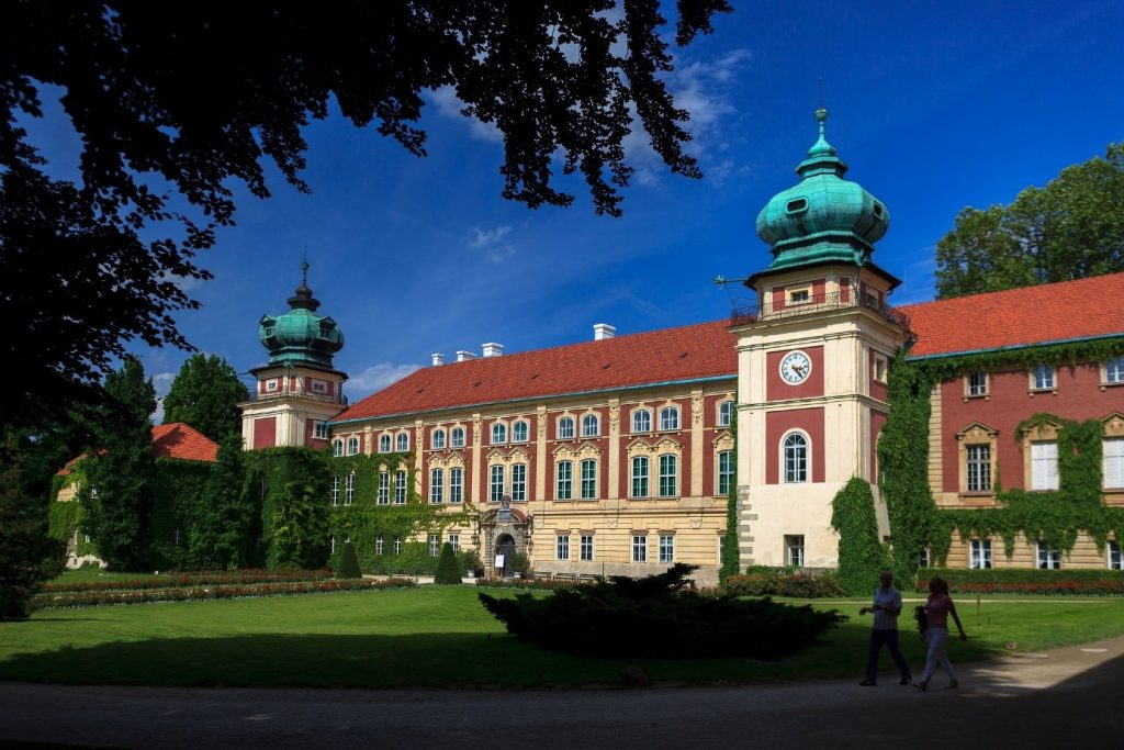 Pałac w Łańcucie