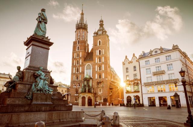 Najlepsze restauracje w Krakowie