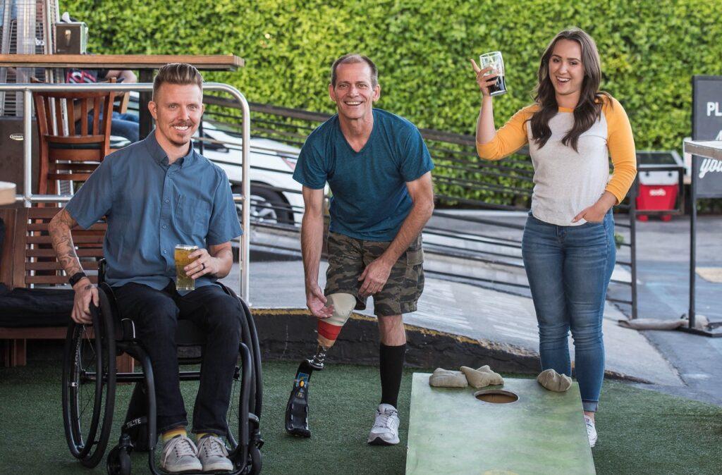 wyjazd osób niepełnosprawnych nad morze