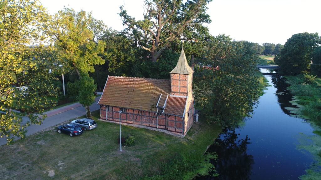 Kościół we Wróblewie