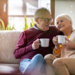 Nowoczesny dom opieki dla seniorów